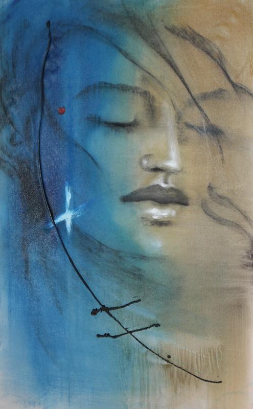 André Desjardins Peinture Huile sur toile