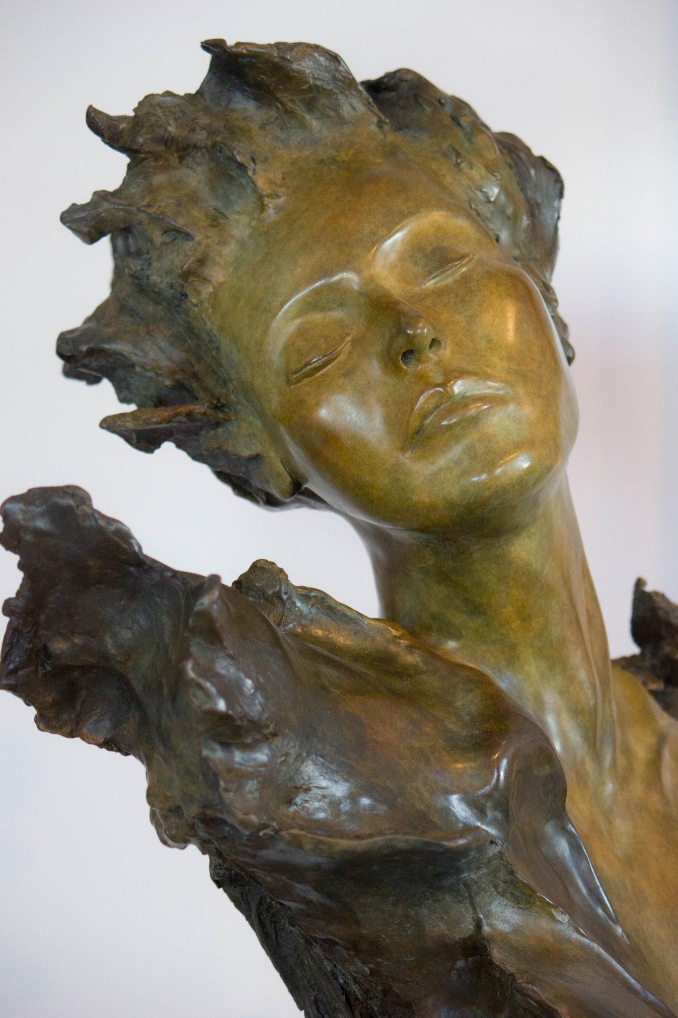 André Desjardins Sculpture Bronze
