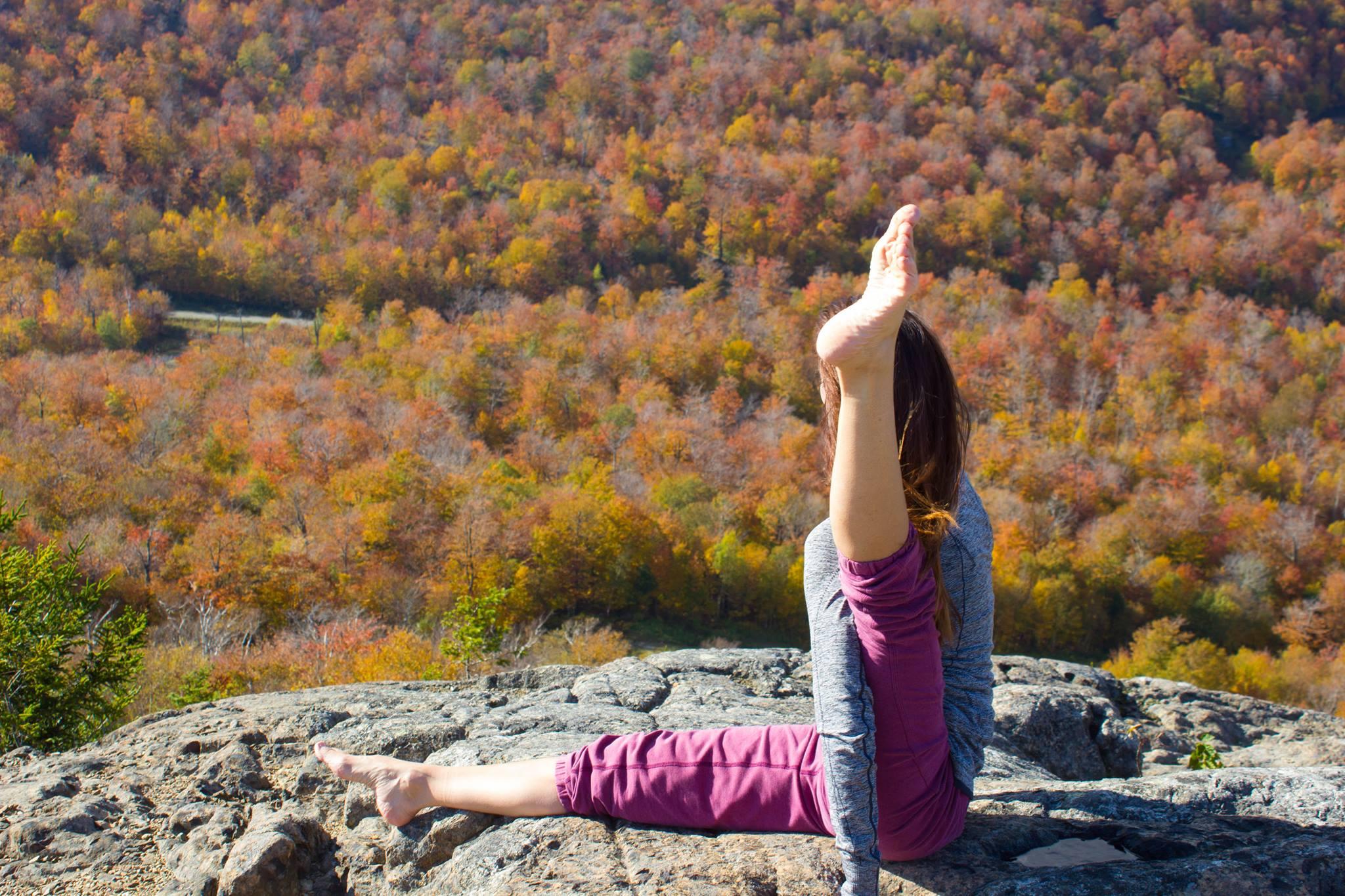 André Desjardins Inspiration Yoga