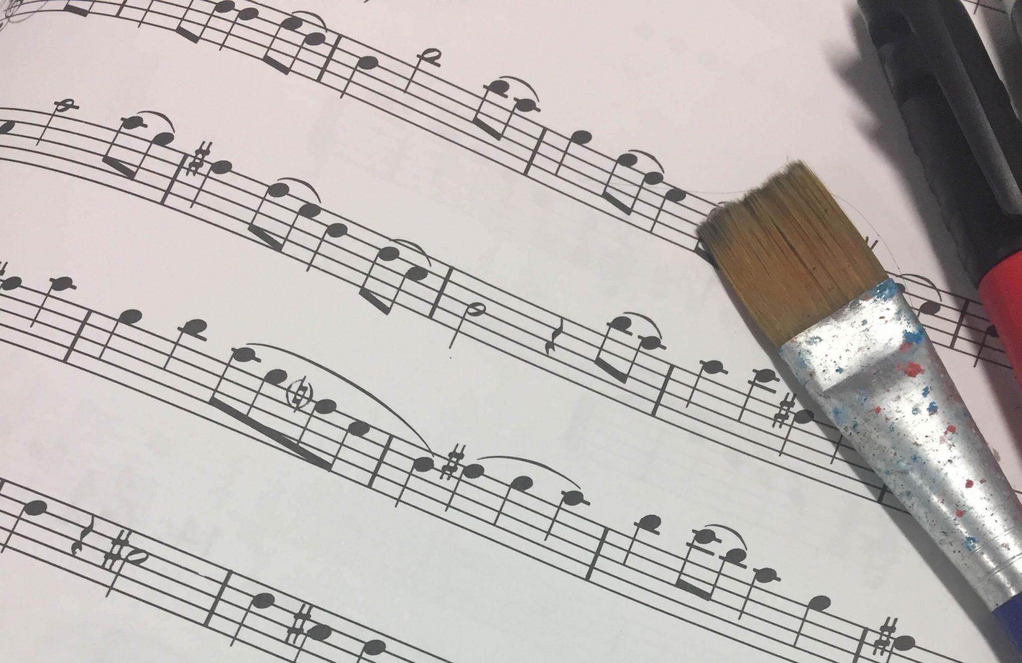 Andre Desjardins Inspirations musicales