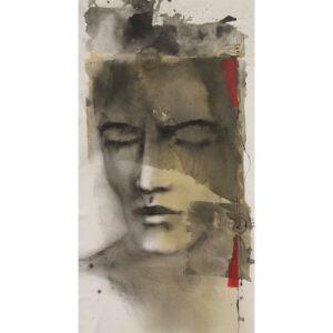 André Desjardins-Techniques mixtes sur toile-Peinture-Artiste