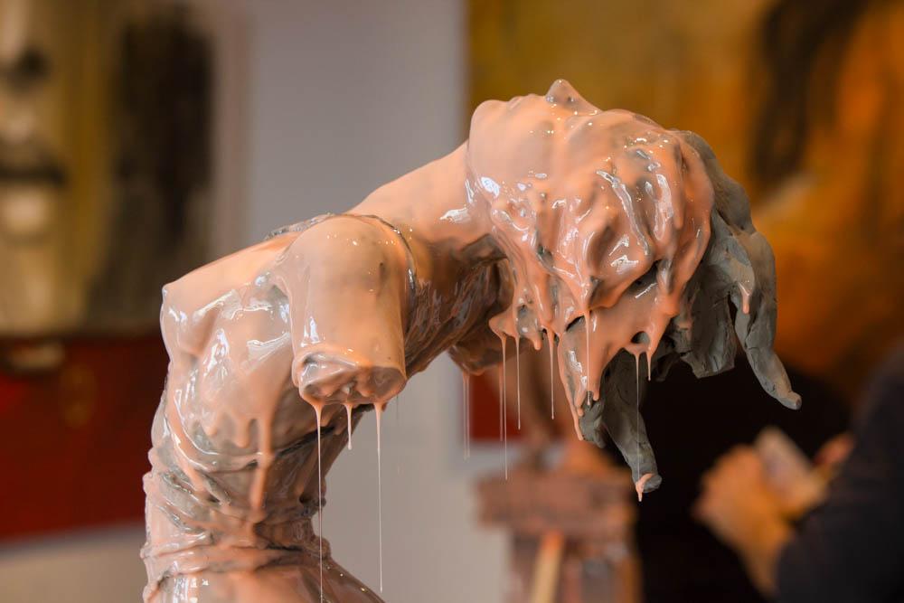 André Desjardins-Sculpteur - moulage - Bronze