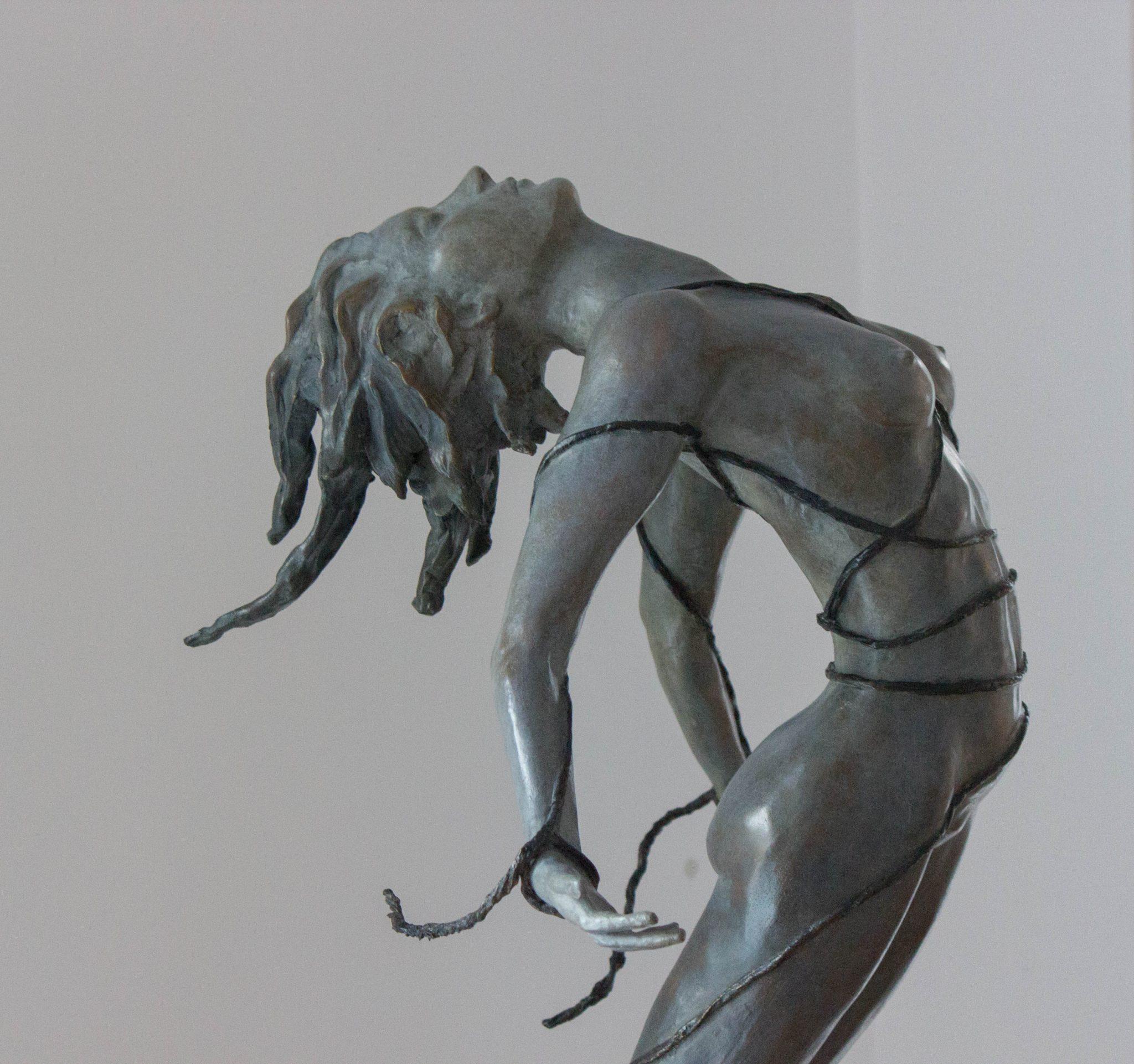 Andre Desjardins sculpteur bronze