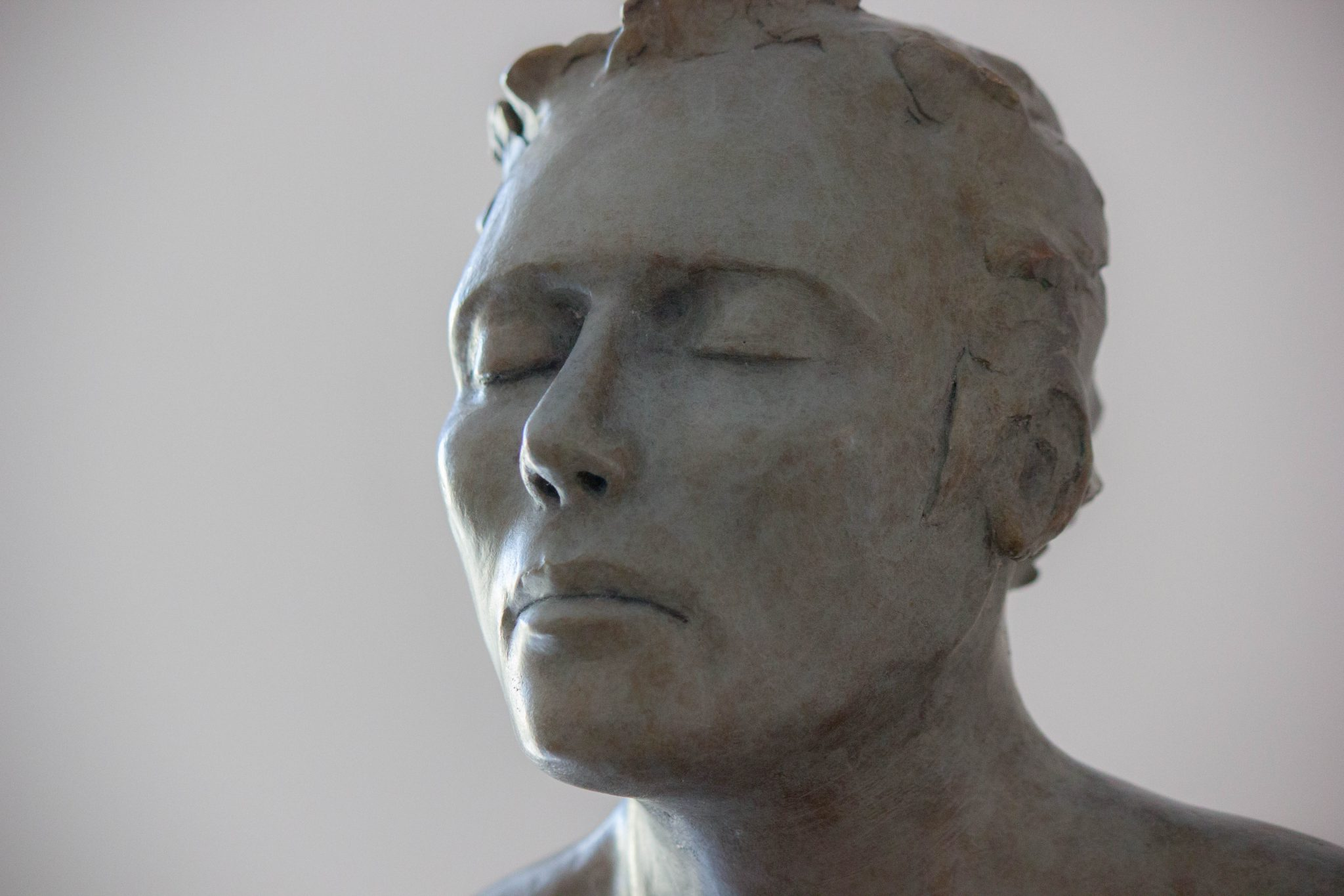 Andre Desjardins artiste sculpture