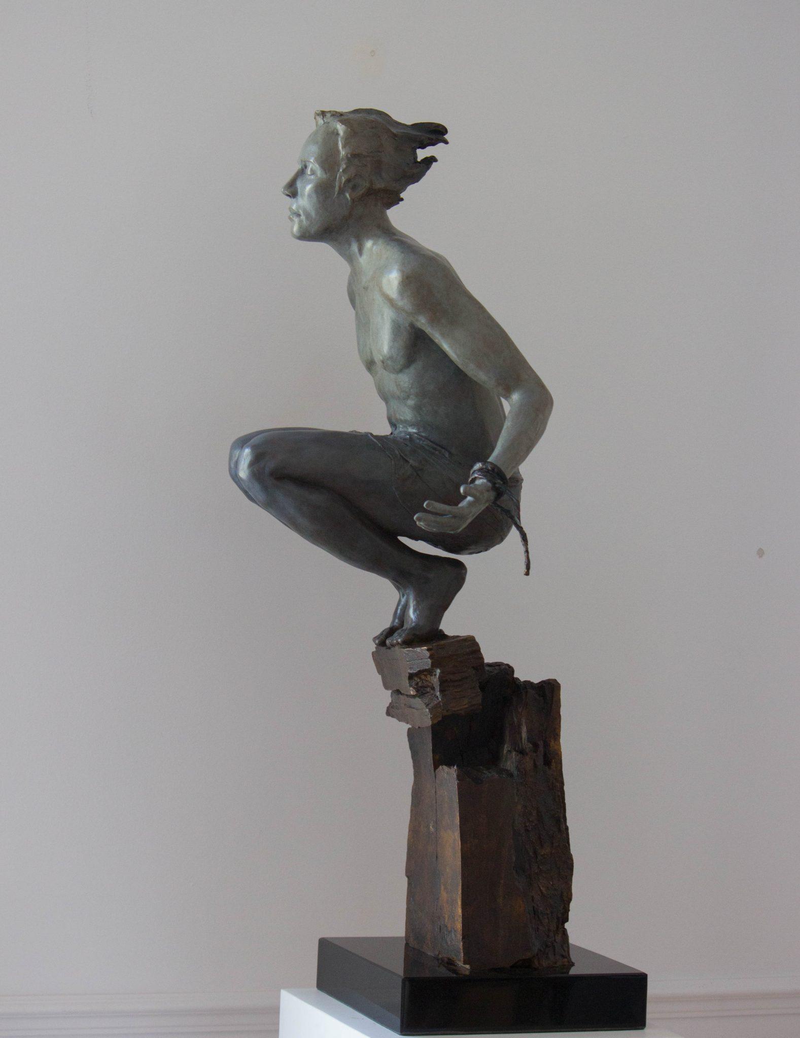 Andre Desjardins artiste sculpteur