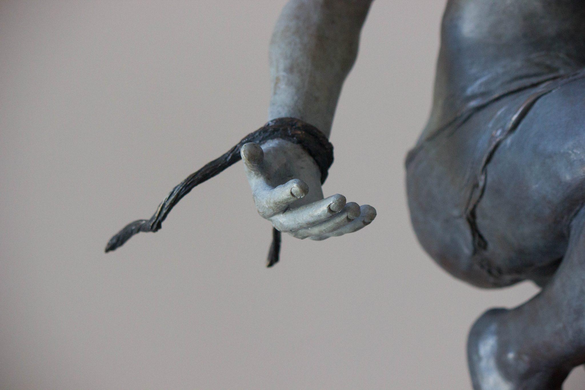 Andre Dejsardins art sculpture