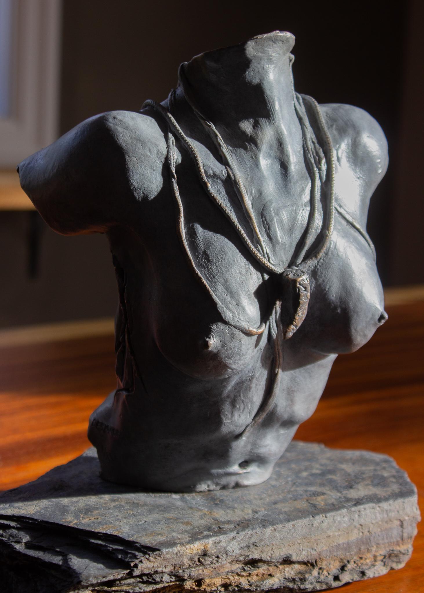 Andre Desjardins-sculpture-bronze-artiste-Galerie Roccia
