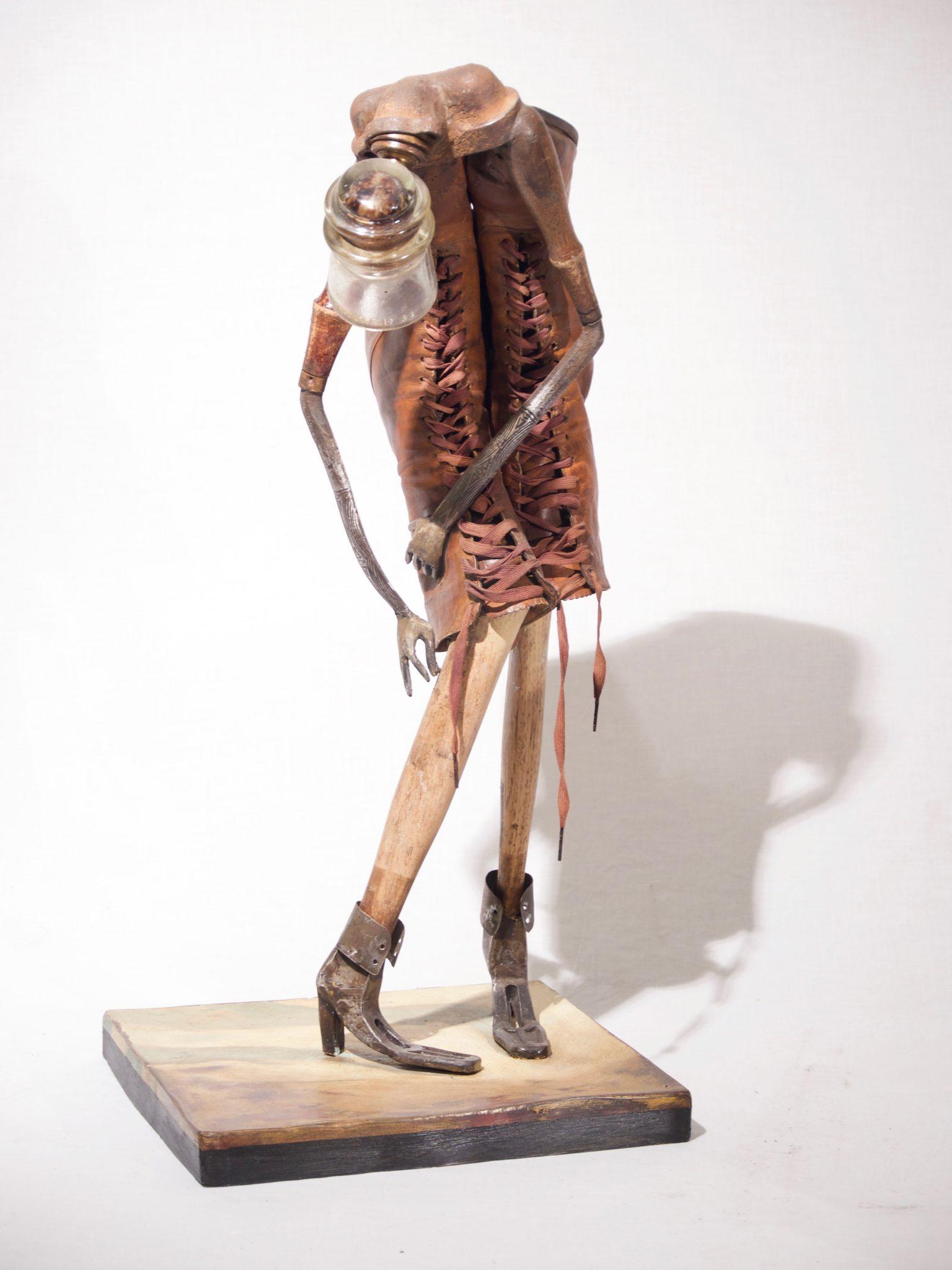 Remi Bergeron-Galerie Roccia Magog-Artiste-Sculpture
