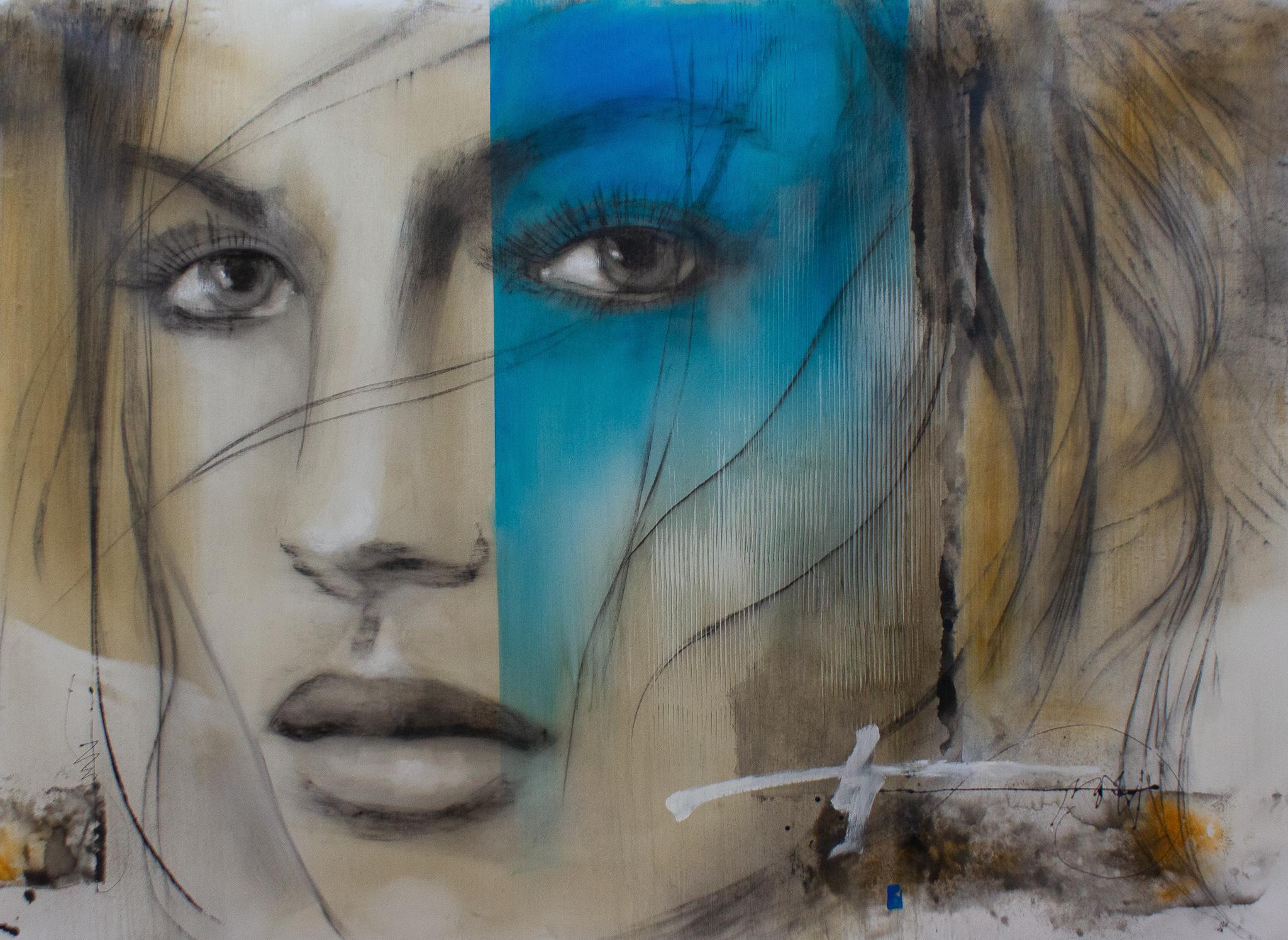 André Desjardins-Nouvelles peintures2020-Toiles-artiste-Galerie Roccia-Magog
